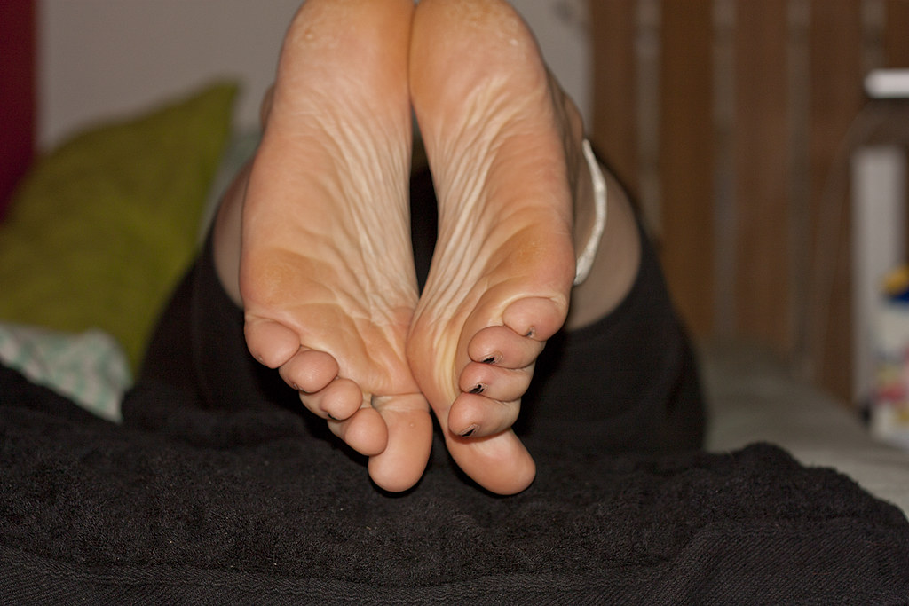 Bbw oily dirty soles