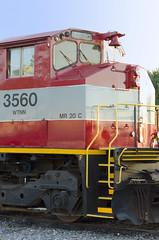 WTNN Locomotive 3560 (kevin33040) Tags: railroad west digital train nikon track tn diesel tennessee tracks engine rail railway trains jackson engines transportation rails locomotive dslr freight locomotives 18200mm wtnn d7000 jacksonmadison