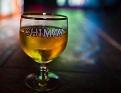 COLOR GUARD (espressoDOM) Tags: drink liquor alcohol catchycolor chimay idrankthis drinkbeer espressdom drinknclick