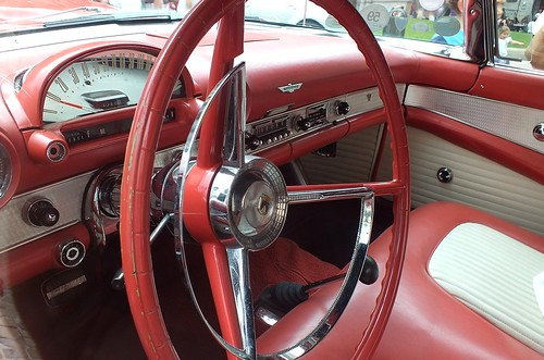Ford Thunderbird 1955 (6)