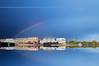 [ Explore ] Rainbow touch in a stormy day  ( St-Petersbourg - Russia ) (Yannick Lefevre) Tags: autumn light storm reflection photoshop river rainbow nikon raw nef cityscape russia handheld saintpetersburg quai dri orage quayside arcenciel neva d300 санктпетербург hoyapolarizer flipvertical nikoncapturenx nikkor1224mmf4 52week capturenx2 yllogo effetdemiroir ©yannicklefevre||photography 52week40