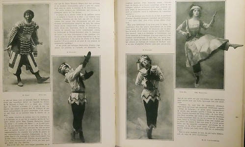 Stars of Ballets Russes'