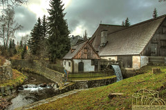 Mhle im Erzgebirge (LitschiCo-Erfurt.de I Fotografie) Tags: wood house mill nature forest river germany deutschland mhle stream natur meadow wiese haus bach sachsen fluss holz wald erzgebirge