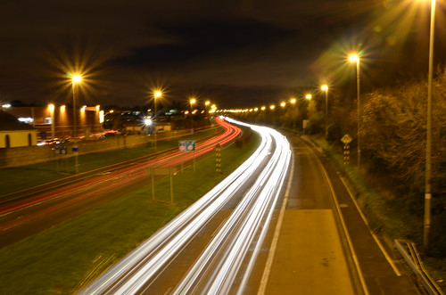 Light trails - DSC_0032