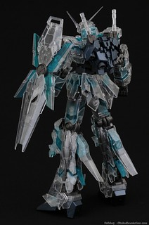 MG Clear Full Armor Unicorn - Snap Fit 11 by Judson Weinsheimer