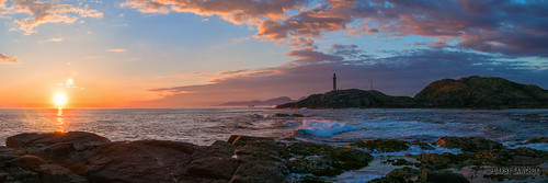 Ardnamurchan Lighthouse Sunset