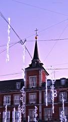 Christmas (ElenaPardo) Tags: madrid christmas city urban color canon navidad spain paisaje 365 plazamayor lanscape 365days project365days