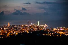 Batumi at night (robseye76) Tags: trip sea holiday black port georgia ships blacksea wakacje batumi ბათუმი gruzja