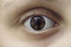 Eye (sawell4u) Tags: iris brown macro eye 100mm