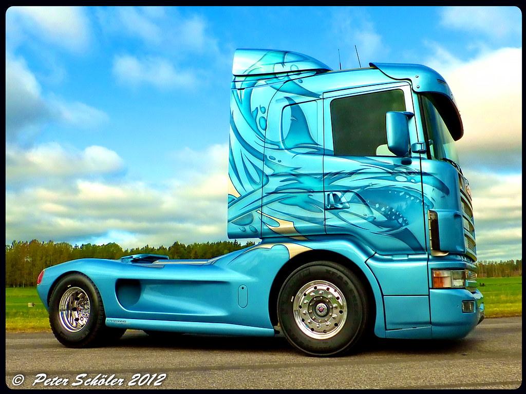 0d23ae3fb338 SCANIA 144L530 SVEMPAS -Shark- (PS-Truckphotos  pstruckphotos) Tags  scania