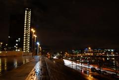 Bibliothque Nationale de France (Emmanuel_777) Tags: paris france night bnf bibliothque nuit