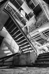 To the Mezzanine.jpg (Bob's Corner) Tags: urbanexploration urbex