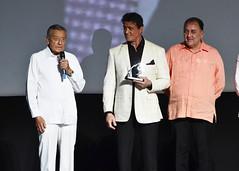 Inauguración FICA 2014 con Sylvester Stallone