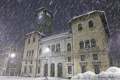 Asiago centro:  Winter-time (silvano fabris) Tags: snow nature landscape neve asiago paesaggio