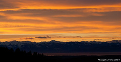 DSC_8292_1_LP (_Lawri_) Tags: red orange sun mountains alps rot yellow nikon berge gelb mountainside alpen sonne sonnenaufgang farben farbenspiel d80 nikond80 alpsteinmassiv