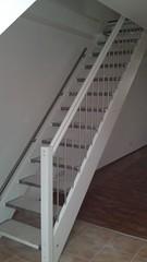 Treppe-weiß