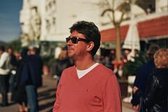 Dad (Sebastian Mosquera) Tags: sun nikon fuji superia f100