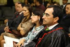 Secretário geral toma posse na Academia de Letras Jurídicas