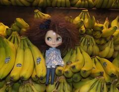 61/365, Thistle goes bananas!