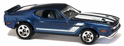 Mattel Mustang Boss 1971