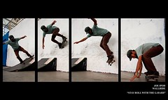 Wall ride by Joe Ipoh (Farishdzq) Tags: skate malaysia wallride