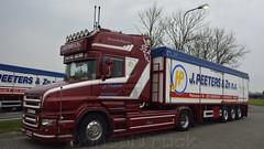 B - J. Peeters & Zn Scania T 580 TL (BonsaiTruck) Tags: camion trucks torpedo scania lorries lkw peeters aardappelen r13 topline r09 hauber pomuni