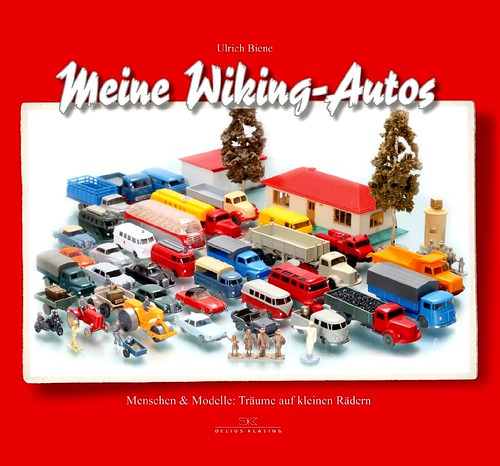 Cover Meine Wiking-Autos