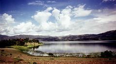Lake Hayk - Istefanos Monastery (Desc/Em) Tags: africa highlands lac monastery ethiopia monastre afrique hornofafrica hayk ethiopie wollo easternafrica ethiopianchurch cornedelafrique afriquedelest hayq lakehayq debrestefanos stefanosmonastery
