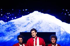 Danish Boys (Morten Falch Sortland) Tags: show mountain norway fun denmark sketch photographer singing song events scene countries danish service parody bergen cabaret hordaland no1 schoolshow nhh uken danishflag revy breivik aulaen photomortenfalchsortland uken14 ukerevyen