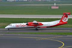 Air Berlin D-ABQG (Howard_Pulling) Tags: plane germany deutschland airport nikon flight german april flughafen dusseldorf 2014 flug d5100