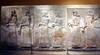 Stone reliefs from the palace of Sargon II  at Khorsabad showing eunuchs striding behind two royal figures (ali eminov) Tags: stonereliefs figures ancient assyrians sargonii khorsabad mesopotamia neareast archeology museums orientalinstitutemuseum universities universityofchicago eunuchs royalfigures