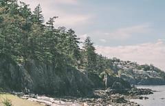 Beachhead (Daniel Barstead) Tags: canada mountains nature forest landscape woods