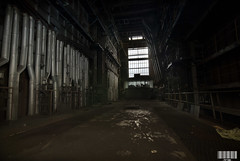                   Supernova Alley                   (_MrQ*s_ (Marcus)) Tags: abandoned metal dark nikon industrial belgium decay fear pipes unreal past destroyed industrialdecay d80 mrqs ecvb