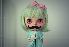 A Doll A Day. May 13. Bonjour!