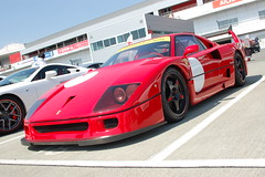 Ferrari F40 (André.32) Tags: red italy cars car japan photography all fuji meeting ferrari supercar speedway speciale supercars f40 pininfarina fsw 2014 イタリア smd fujispeedway 富士スピードウェイ フェラーリ スペチアーレ スーパーカー ピニンファリーナ