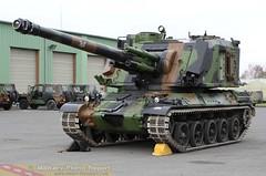 AuF1 du 40ème RA (Model-Miniature / Military-Photo-Report) Tags: self canon french 1 photo gun military report mm ra auf amx 155 propelled howitzer 155mm auf1 régiment automoteur modelminiature dartillerie 40ème suippes amxauf1