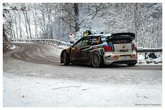 Polo S.Ogier 3 (Mathieu Rougnon) Tags: france car sport vw volkswagen nikon rally voiture wrc carlo monte nikkor castrol polo fia d800 mcanique ogier ingrassia sbastienogier