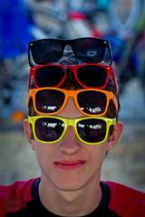 Too many sunglasses (dejansimic365) Tags: sports sport extreme osijek xiv challange chalange 2013 panonian pannonian sportovi ekstremni