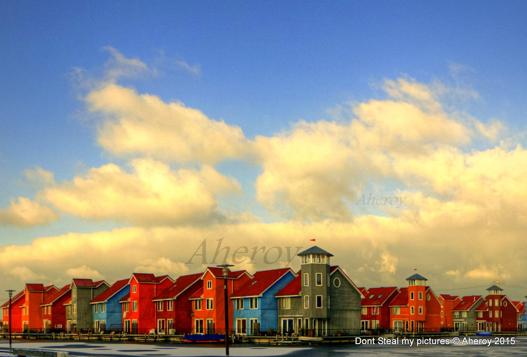 The world 39 s most recently posted photos of holland and reitdiephaven flickr hive mind - The water street magical town in holland ...