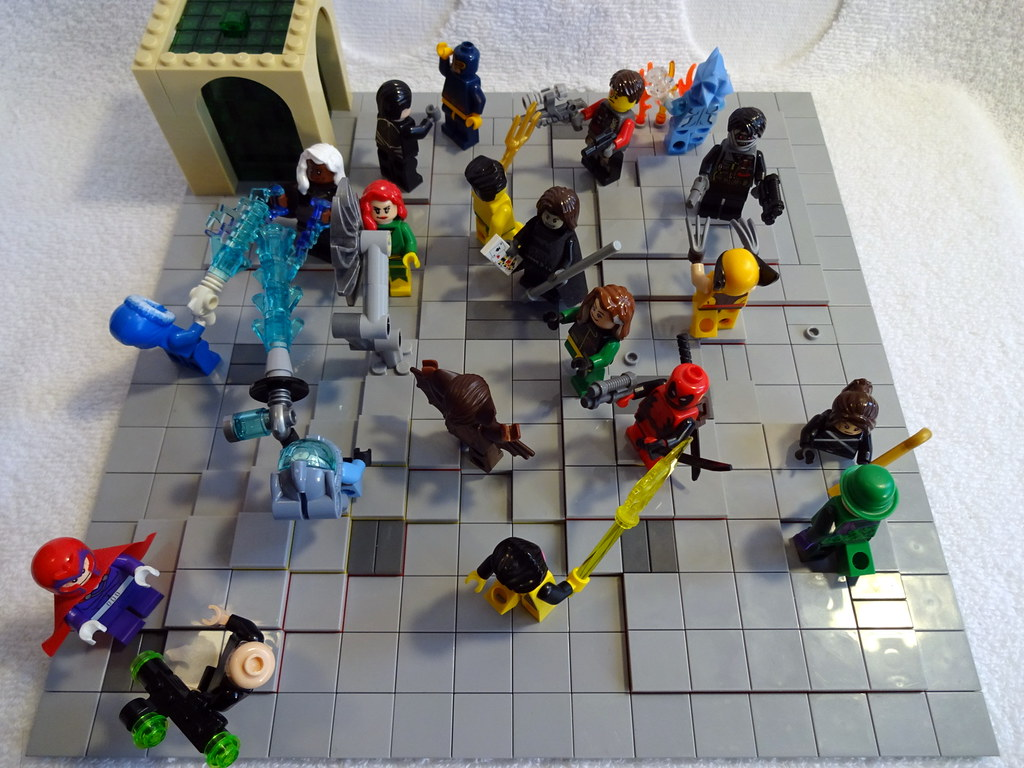 The World\'s Best Photos of dangerroom - Flickr Hive Mind