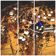 041 • 365 • IV (Randomographer) Tags: wood music bells photoshop drums stand keyboard colorado floor percussion empty stage piano large grand orchestra instrument strings harp brass ensemble symphony instrumental woodwinds project365
