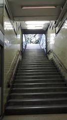 Buenos Aires Linea A de Subte Acoyte (ElGusX) Tags: argentina subway buenos aires 4 note galaxy subte