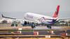 TRANSASIA Air A330-300 (B-22102) Taipei (RCTP/TPE) Landing