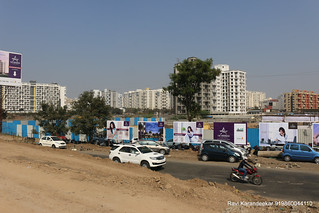 Adi Group's The Address - 2 BHK 2.5 BHK Flats & The Address Commercia - Shops Showrooms Offices at Wakad, PCMC, Pune, India