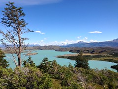 Nordenskjöld Lake, Torres del Paine National Park, Chile