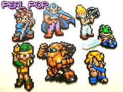 Chrono Trigger bead sprites pixel art crono magus marle frog lucca robo ayla (kungfukao) Tags: nu lucca frog pixelart bead hama ayla perler guardia robo magus retrogaming epoch crono chronotrigger marle hamabeads perlerbead perlerbeads schala perlerart hamabead beadsprite wingsoftime perlersprite finalfantasyperler perlerchronotrigger chronotriggerperler