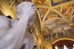 Palazzo pubblico - La Sala del Risorgimento