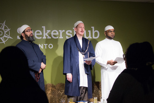 "Shaykh Yahya Rhodus at SeekersHub, Toronto and Seminar Series: Worship, Coffee and The Meaning of Life • <a style=""font-size:0.8em;"" href=""http://www.flickr.com/photos/88425658@N03/26234185294/"" target=""_blank"">View on Flickr</a>"