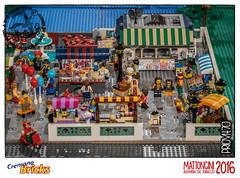 Seen @ Mattoncini all'ombra del Torrazzo 2016 - 017 (Priovit70) Tags: lego exhibition afol 2016 cremonabricks olympuspenepl7 mattonciniallombradeltorrazzo