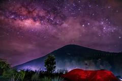 Milkyway over the Mahameru from Kali Mati (Jaya Sudadio) Tags: mars mountain night indonesia star venus tokina stellar nightsky bromo semeru tengger jawatimur gunungsemeru 70d mahameru kalimati tokina1116 canon70d galaksibimasakti puncaksemeru